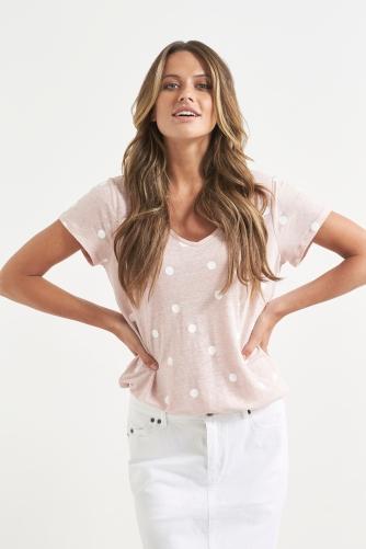 Tshirt: 44612041A, Skirt: 446J6117A