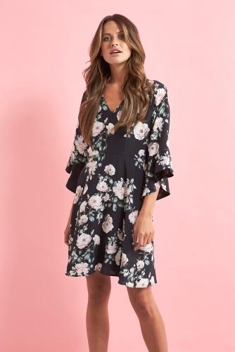 Silk Dress: 446J5054A