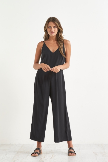 Silk Jumpsuit: 446J7055A
